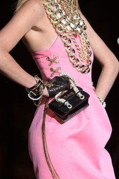 ChainTrend for Spring Summer 2013.  Dsquared2Spring Summer 2013.   #necklace   #trends