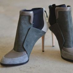 EDITOR'S NOTE L.A.M.B. Multi-Layer Perforated Booties Elevate your vibes with those beautiful booties by L.A.M.B. On sale now! Available to buy in 2 colors. Found in 2 suppliers…