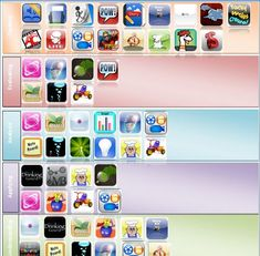 iPad/iPod Touch Apps for Bloom's. Great article to show which apps correlate with each level of Bloom's