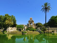 This huge park is fantastic for outdoors activities like boating on the lake, cycling or jogging. Or just a break from the city business. Going On A Date, Park City, Boating, Outdoor Activities, Parks, Cycling, Dolores Park, Barcelona, Spain