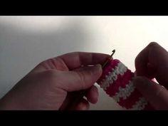 ▶ Jogless Stripes in Crochet - YouTube