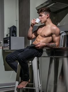 ✔ Coffee time