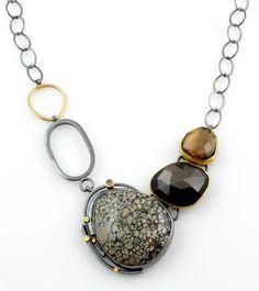 Mojave Pebble necklace | Sydney Lynch