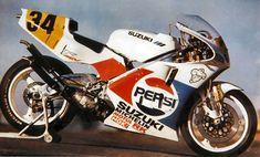 Kevin Schwantz Pepsi Suzuki RGV500