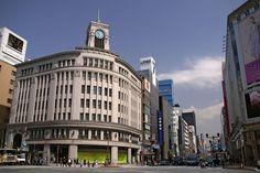 50 Things to Do in Ginza, Tokyo   tsunagu Japan