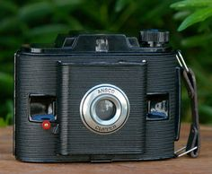 Vintage Ansco Clipper Camera with Box and by CanemahStudios, $25.00