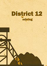 The Hunger Games: District 12, Mining