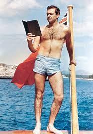 @: mens 70's shorts...Bond