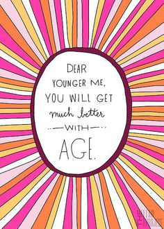 aging gracefully :)