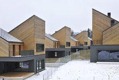 Housing Razgledi Perovo, Kamnik pod Krimom, 2011 - dekleva gregorič architects