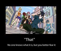 fear that by graden93.deviantart.com on @deviantART  Funny #fairytail #anime
