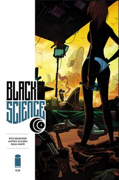 Black Science #4A