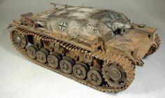 Sturmgeschutz III Ausf.B, Dragon 1/35 scale by Carlos Blanco