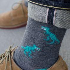 Fancy - T-Rex Socks