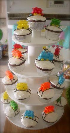 #Train #Cupcakes.
