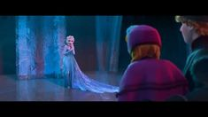 ❅For the First Time in Forever ❅HD (Reprise) -Movie Scene Frozen | It's the one where Ana and Elsa sing at the same time :D