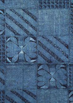 Indigo Arts Gallery   Art from Africa   Indigo Textiles from West Africa