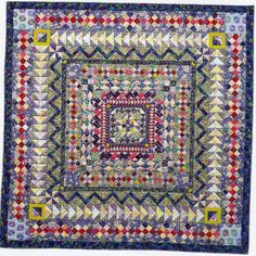 V and A Postcard Quilt' by Jean Phillips and Andrew Whittle Kaffe ... : postcard quilts - Adamdwight.com