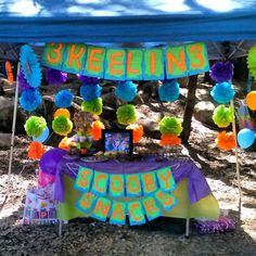 Scooby Doo Birthday Party Ideas | Photo 7 of 18 | Catch My Party