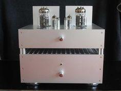 6C33C-B SE Verstaerker von Juergen Buschmann Valve Amplifier, Power Supply Circuit, High End Audio, Vacuum Tube, Gardening, Construction, Diy, Building, Bricolage