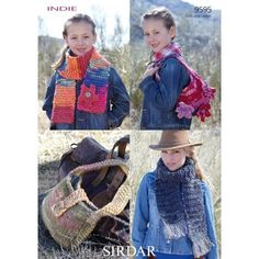 Accessories in Sirdar Indie Super Chunky - 9595