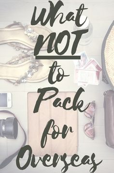 There's no greater burden to a traveler than having too much luggage. So click…
