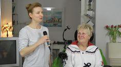 Die querschnittgelähmte Dr. Irmhild Bärend über das bellicon® Minitrampolin