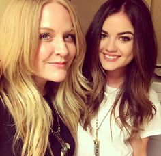 Lucy hale highlights