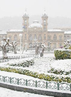Donostia/ San  Sebastian  - Basque Country, Spain