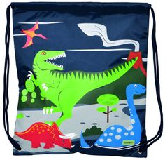 Bobble Art Dinosaur Swimming Bag www.partytwinkle.com.au FREE delivery on minimum purchase