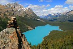 Výsledek obrázku pro kanadská jezera Canada National Parks, Banff National Park, Cairns, Google Images, Mount Everest, Mountains, Rock, Water, Travel