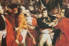 Bonaparte in the coup d'état of the 18 brumaire