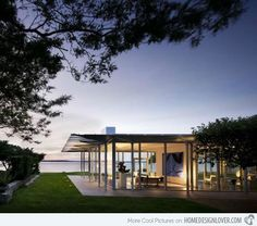 Fishers Island House: A Magnificent Modern Design