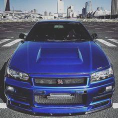 Skyline GTR R34