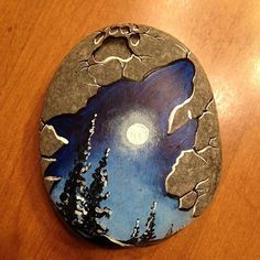 Easy Paint Rock - Hey friends! Looking for easy rock painting ideas? Perhaps you're simply beginning, you're daunted by even more intricate styles, try this, rock painting ideas, very inspiration for DIY or Decor