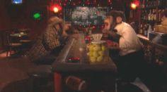 2 chimps walk into a bar....