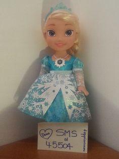 Persino la Principessa Elsa è stata appiccicata.. Grazie Ombretta <3