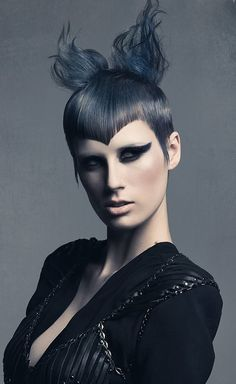 Shirley Gordon 2013 Wella TrendVision Winner