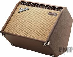 The Fender Acoustasonic 40 Acoustic Guitar Amp gives you two channels with of power. A perfectly portable acoustic guitar amp. Acoustic Guitar Amp, Music Guitar, Cool Guitar, Ukulele, Schecter, Home Studio Music, Kiesel, Fender Guitars, Ibanez