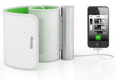 Blood Pressure Monitor for the iPhone