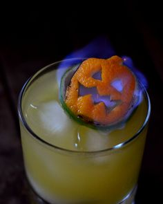 """The difference between the garnish that you find on a """"regular"""" cocktail and the garnish that you find on a tiki drink is simple: flair. A tiki drink might come with a simple garnish from time to time, but ..."""