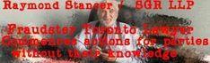 Raymond Stancer, Stancer, Gossin, Rose LLP, North York, Ontario, Civil Litigation, Estates Trusts, Family Law, General Practice, Real Estate,  Address: 512-1200 Sheppard Ave. E. North York , Ontario M2K 2S5 Lawyer Firm: Stancer, Gossin, Rose LLP Phone: 416-224-1996 Ext: 204 Fax: 416-224-1997    www.sgrllp.com