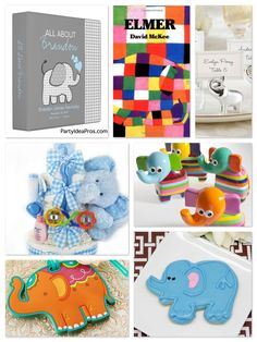 Elephant Theme Party Planning, Ideas, & Supplies