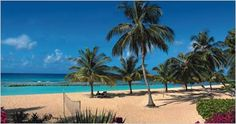 Barbados, one of many exotic places I'd like to visit, if I ever get the chance!