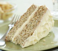 Gâteau aux bananes avec glaçage au fromage à la crème | Five Roses