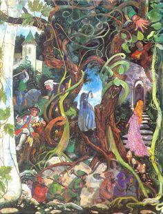 Fairy Tales Talk Board Poster ~ Sprookjes Praat Plaat.