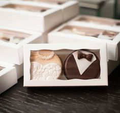 wedding biscuits