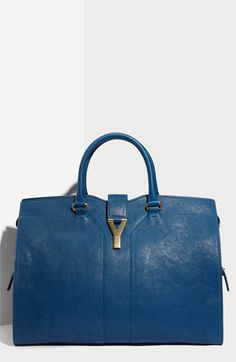 Yves Saint Laurent Large Satchel