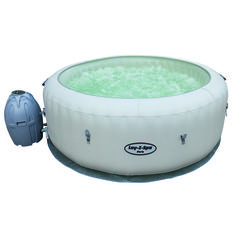 Groovy Intex 77 Inches Purespa Portable Bubble Massage Spa Set Largest Home Design Picture Inspirations Pitcheantrous