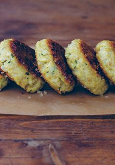We've got the recipe for Little Quinoa Patties from Heidi Swanson's new cookbook, Super Natural Every Day.